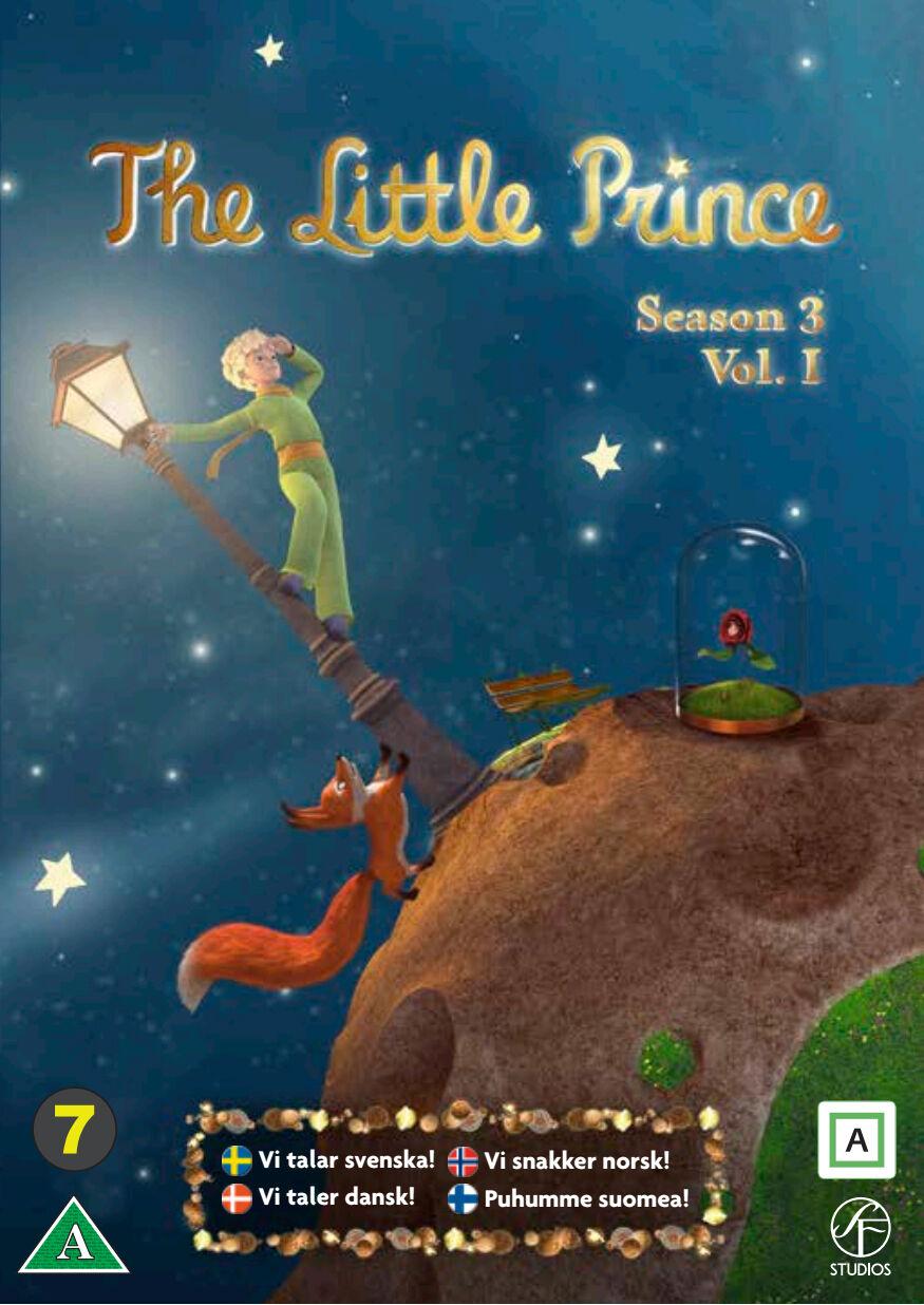Den Lille Prinsen - Sesong 3 Vol 1