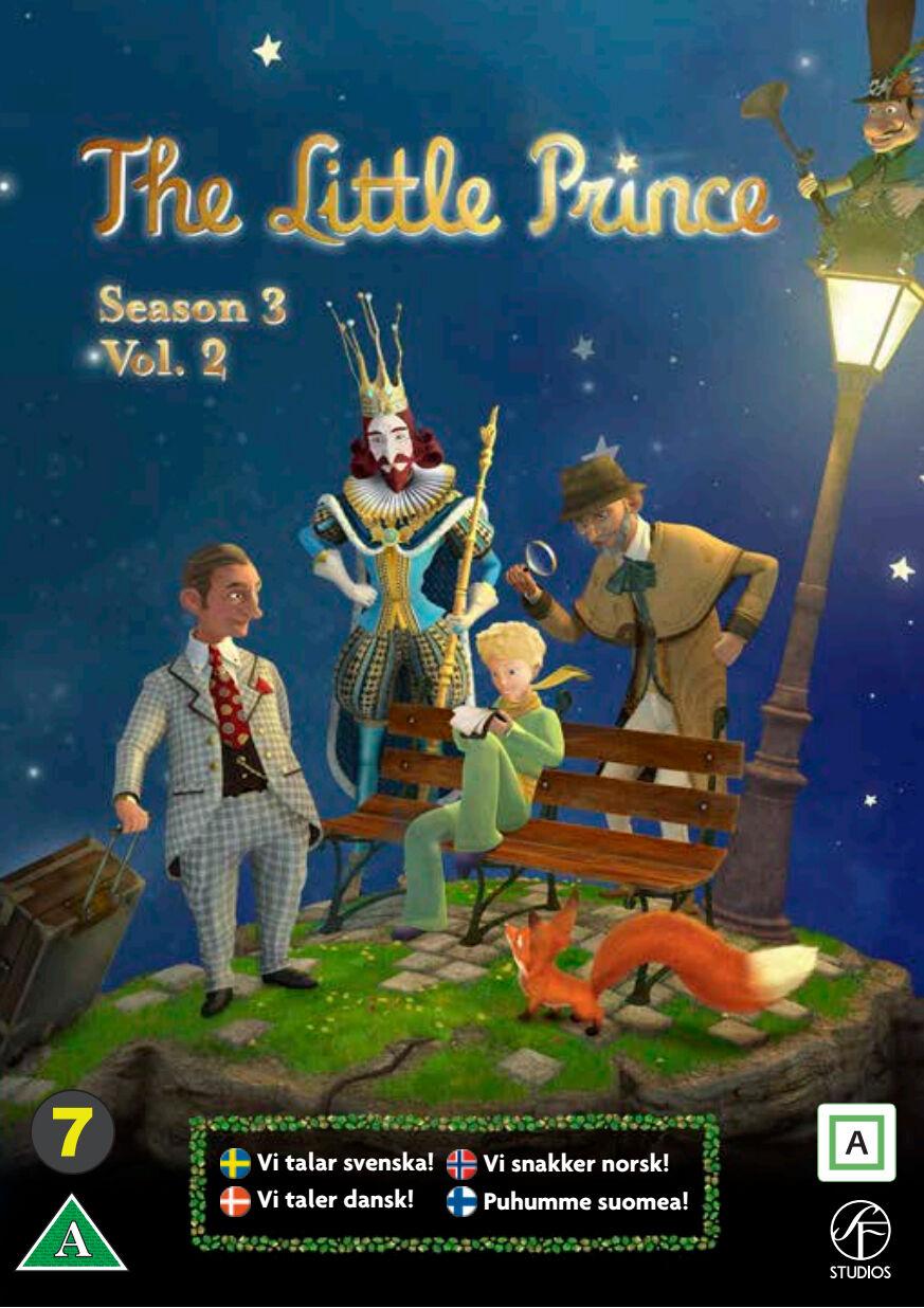 Den Lille Prinsen - Sesong 3 Vol 2