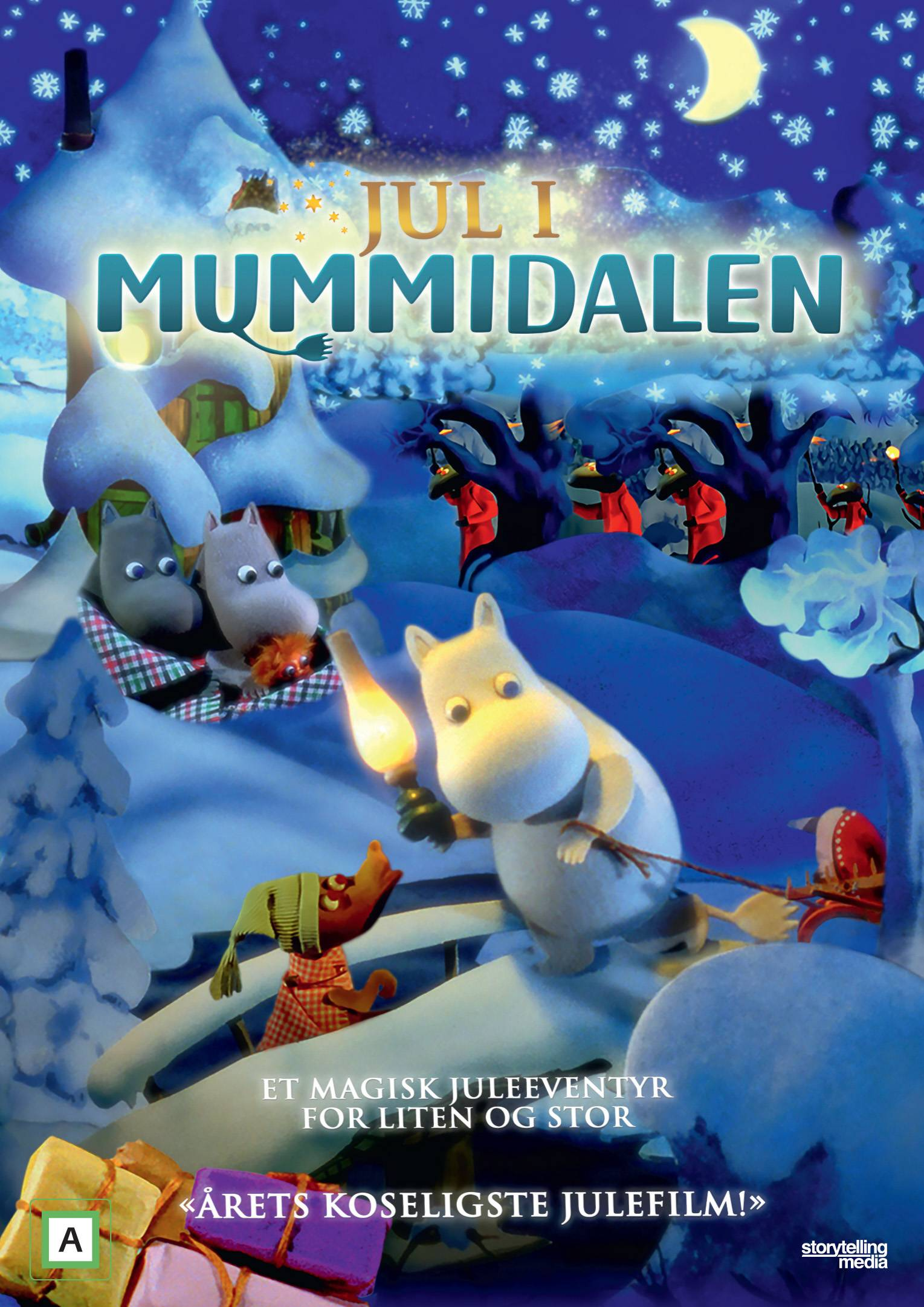 Jul I Mummidalen (2017)