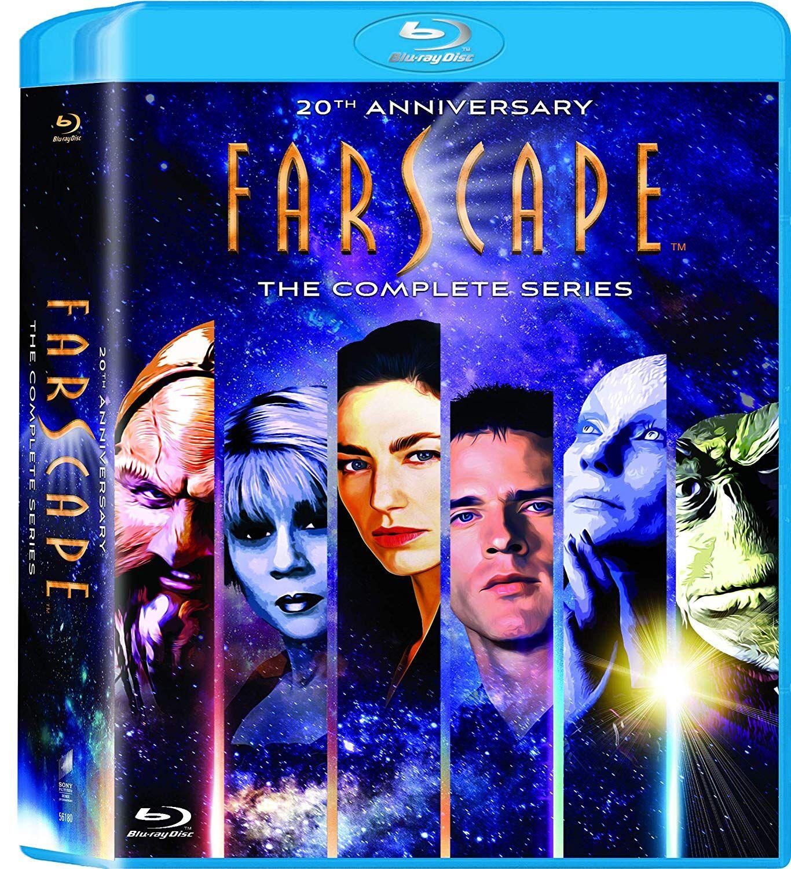 Farscape - The Complete Series (USA-import - Sone 1)