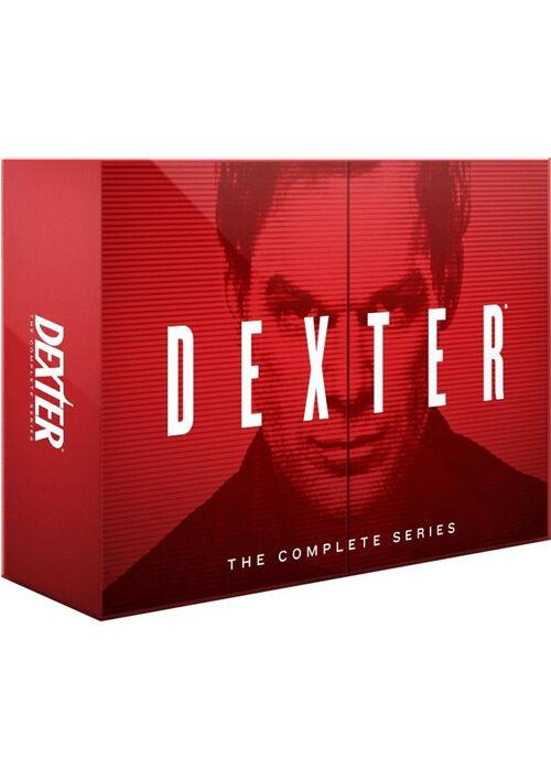 Dexter - Den Komplette Serien