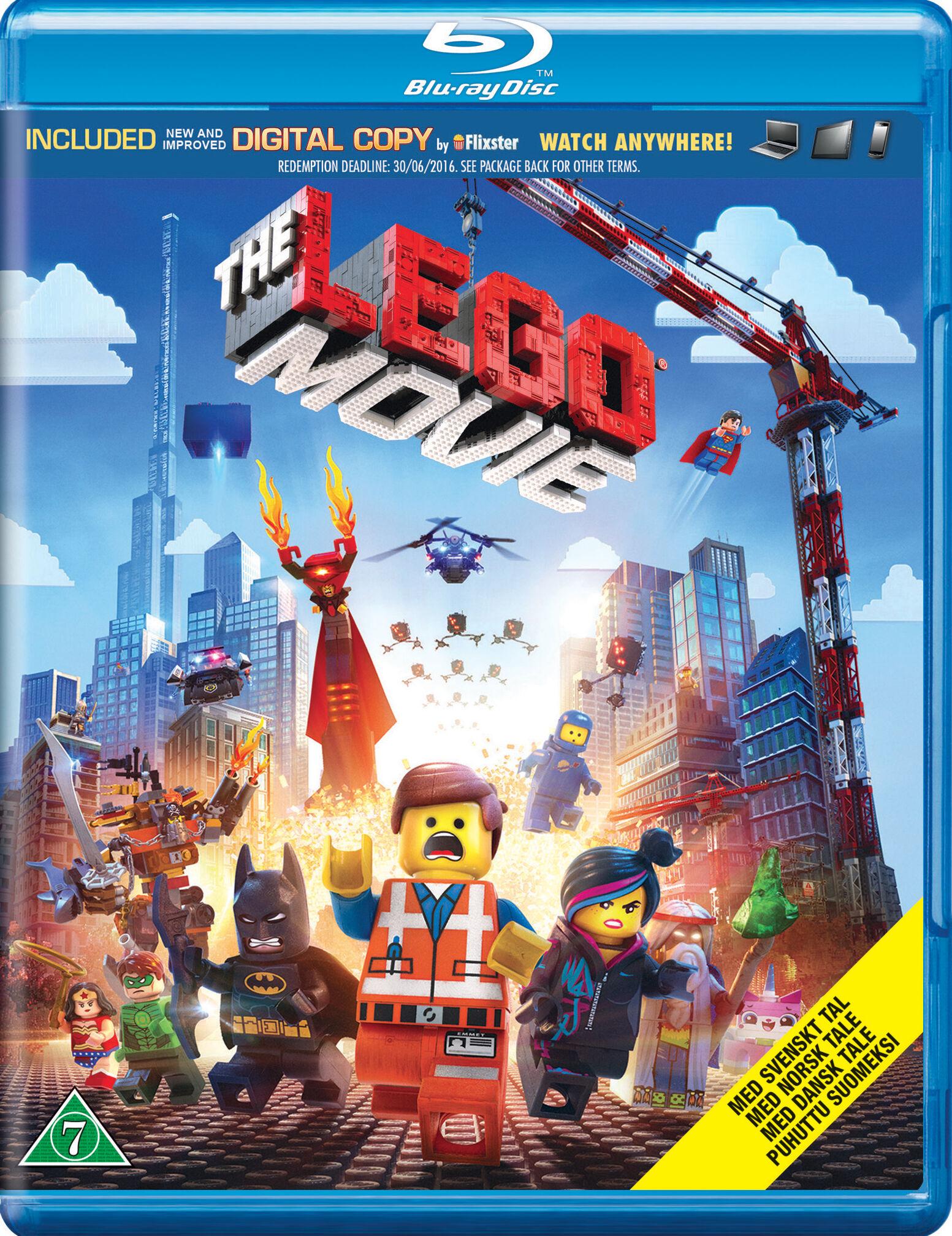 Lego The Lego Movie