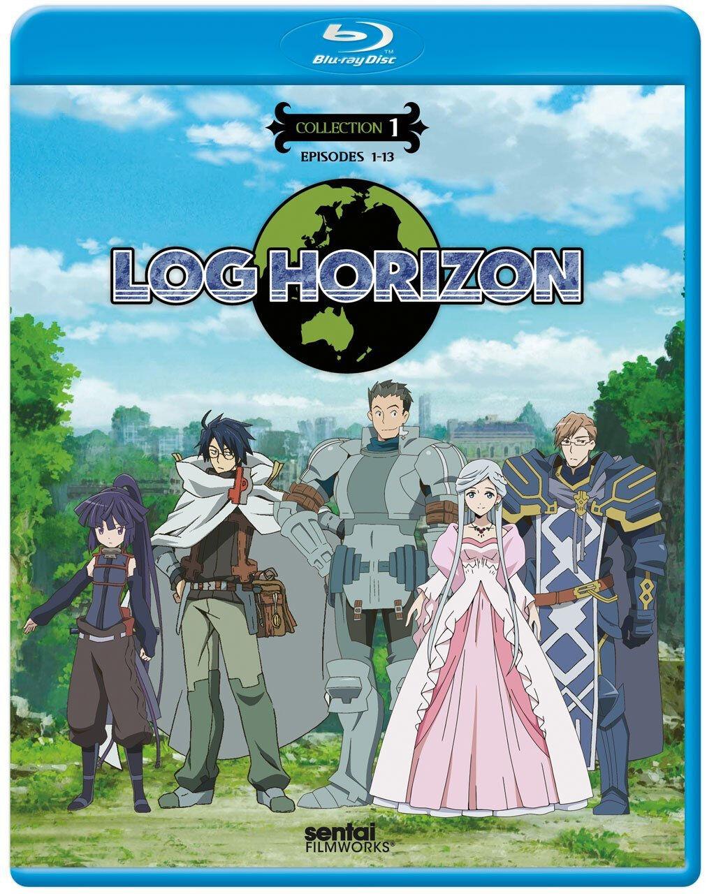 Log Horizon - Collection 1