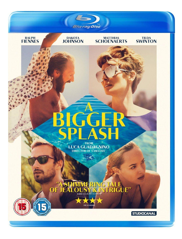 A Bigger Splash (UK-import)
