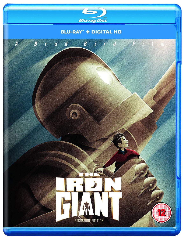 The Iron Giant - Signature Edition (UK-import)