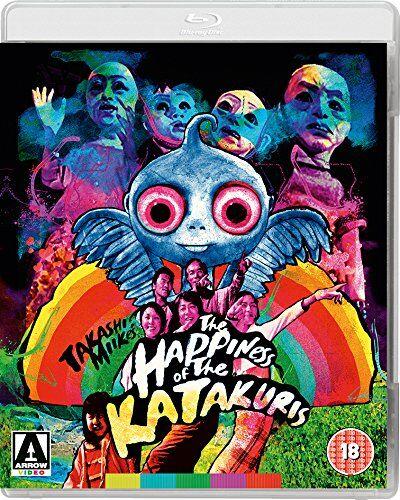 The Happiness Of The Katakuris (UK-import)