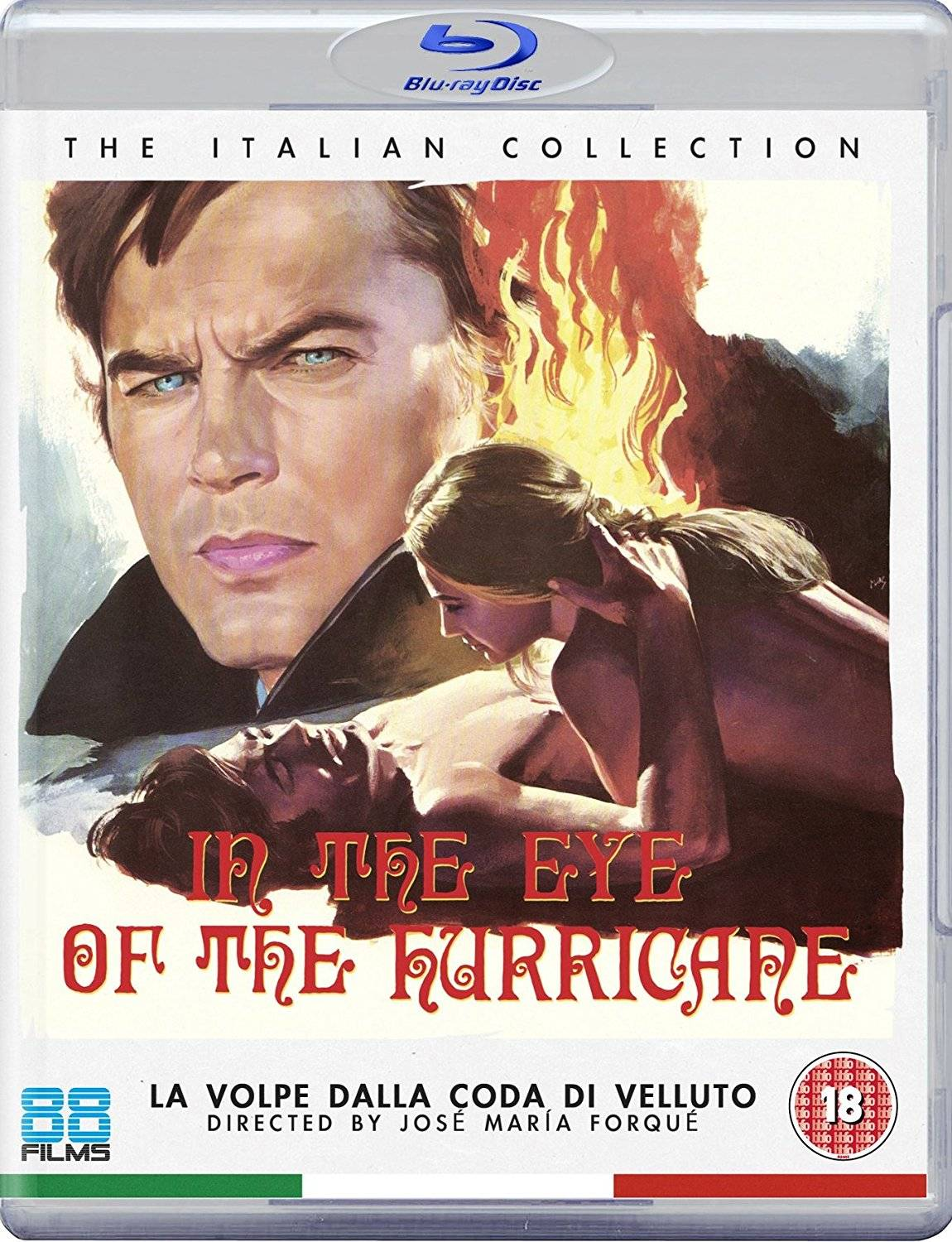 In The Eye Of The Hurricane (UK-import)
