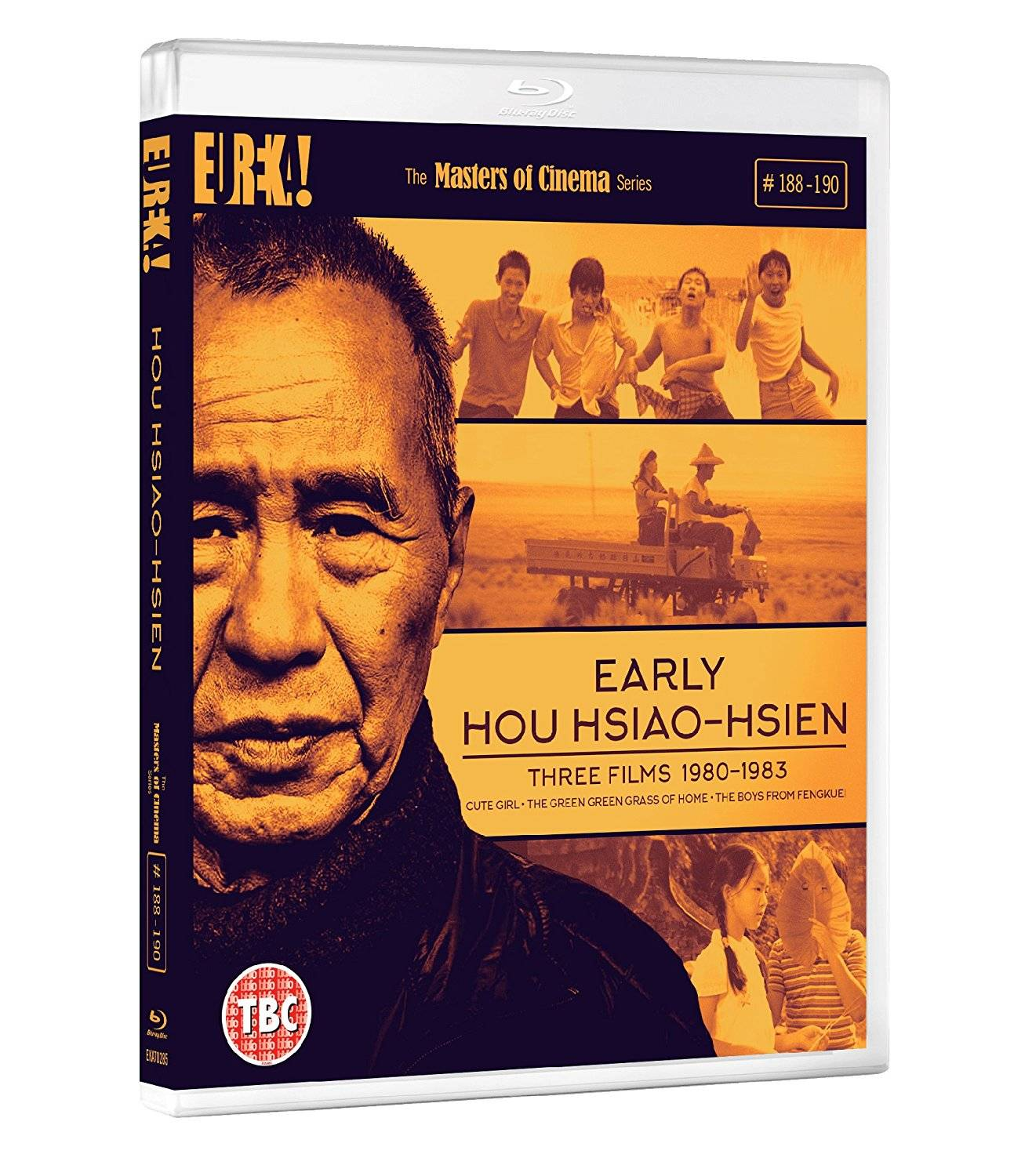 Early Hou Hsiao-Hsien: Three Films 1980-1983 (UK-import)