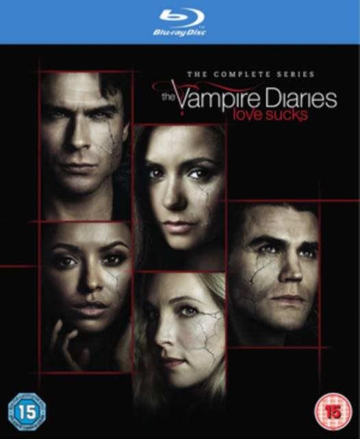 The Vampire Diaries: The Complete Series (UK-import)