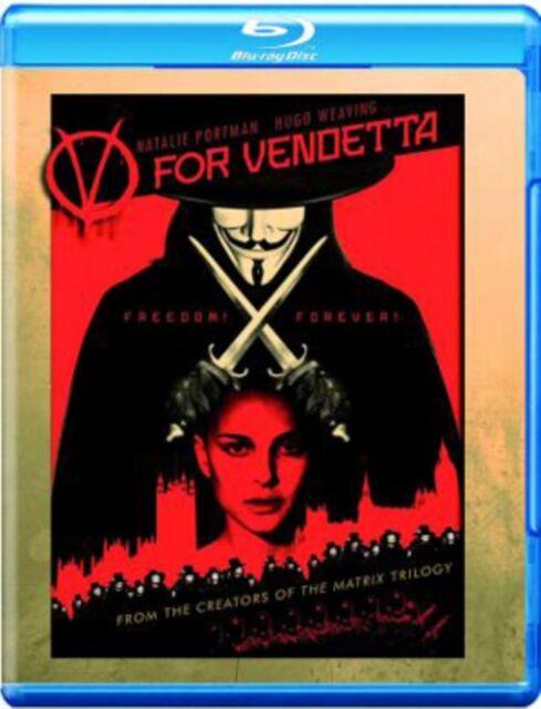 V For Vendetta (UK-import)