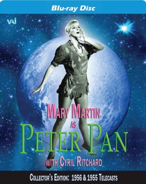 Peter Pan: 1955/56 Telecasts (UK-import)