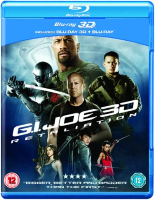 G.I. Joe: Retaliation (UK-import)