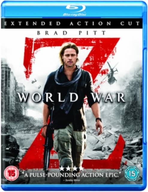 World War Z: Extended Action Cut (UK-import)