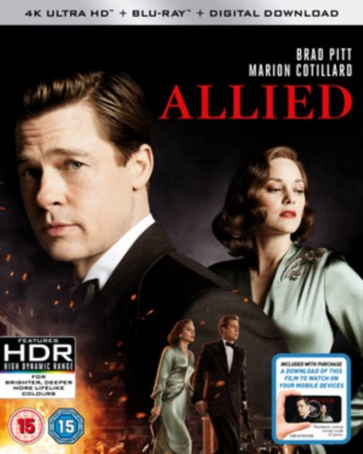 Allied (UK-import)
