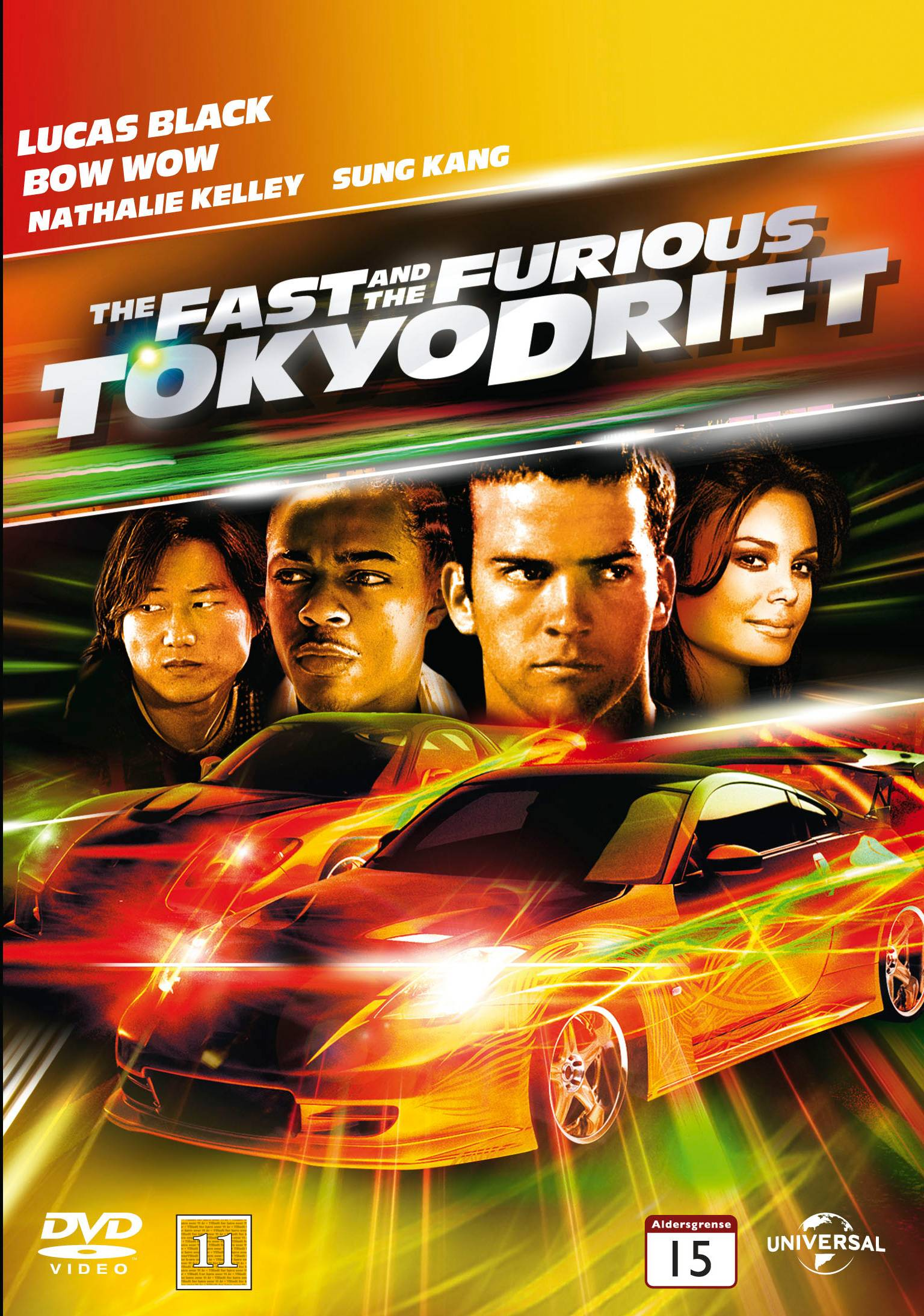 The Fast And The Furious - Tokyo Drift