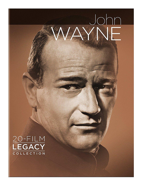 John Wayne - 20-Film Legacy Collection