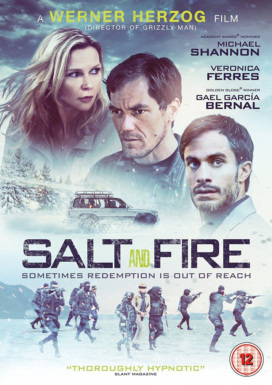 Salt And Fire (UK-import)