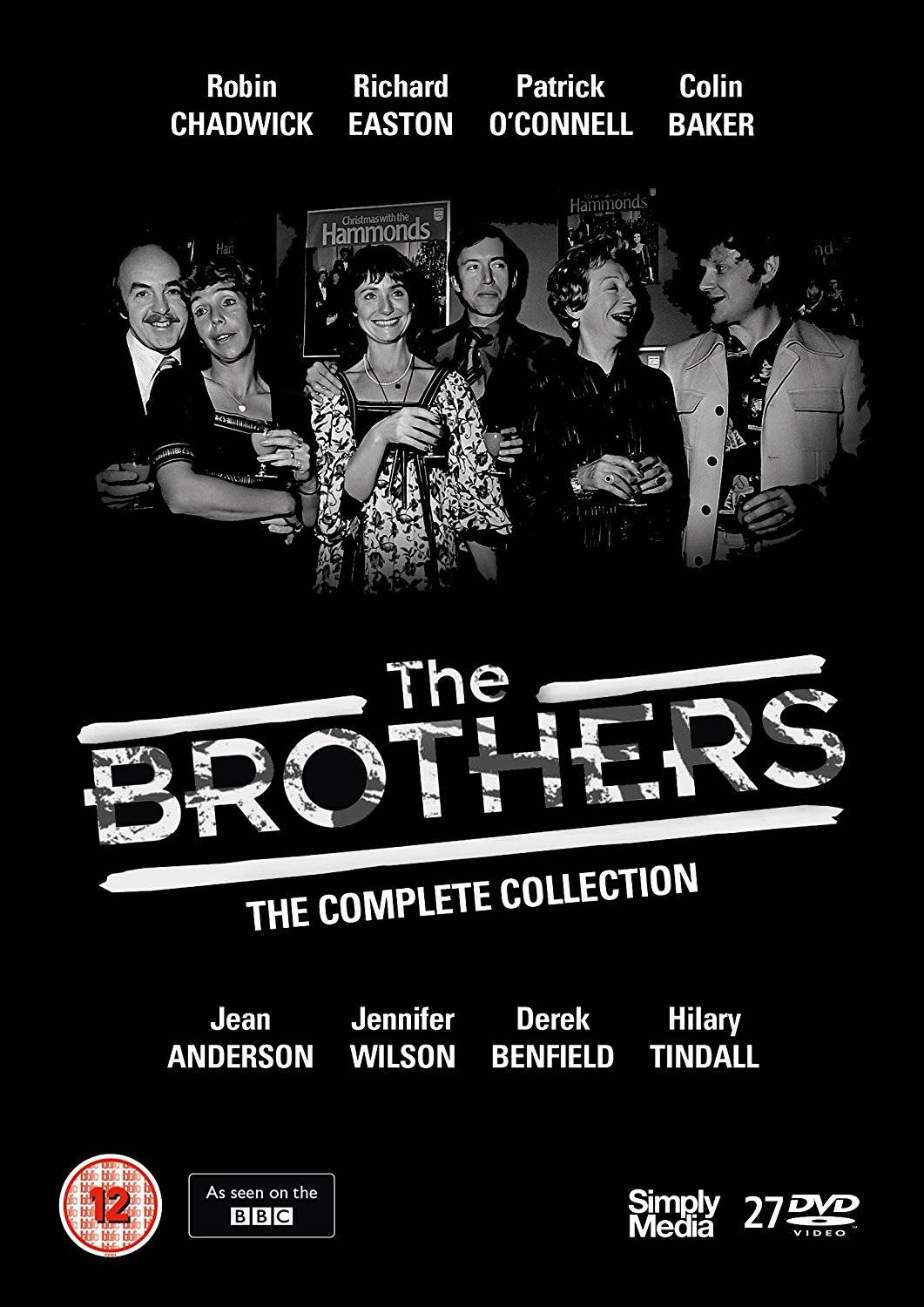 The Brothers - The Complete Collection (UK-import)
