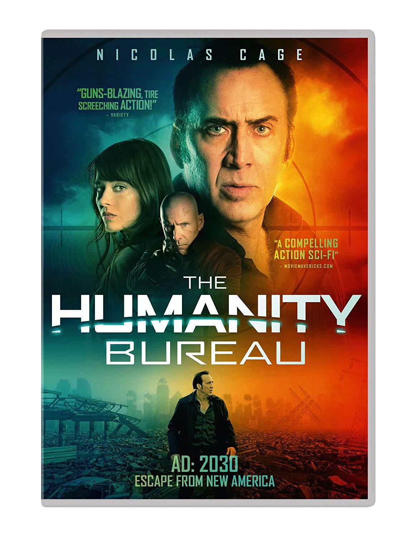 The Humanity Bureau (UK-import)