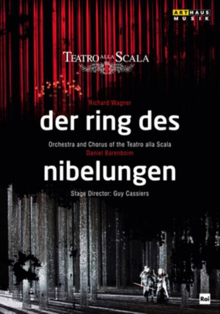 Der Ring Des Nibelungen: Teatro Alla Scala (Barenboim) (UK-import)