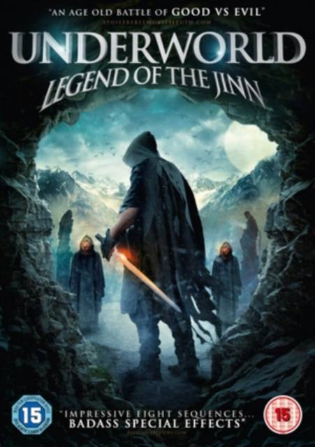 Underworld - Legend Of The Jinn (UK-import)