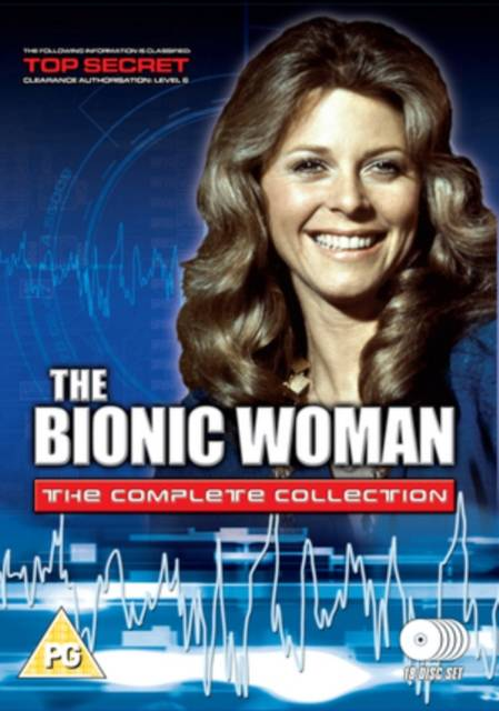 The Bionic Woman: The Complete Series (UK-import)
