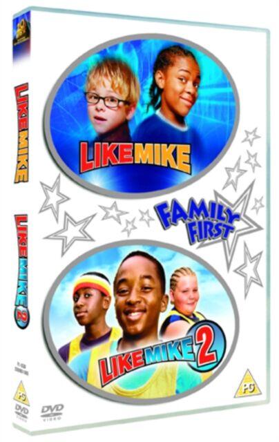 Like Mike/Like Mike 2 - Street Ball (UK-import)