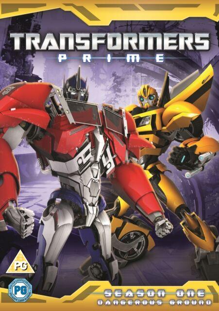 PRiME Transformers - Prime: Season One - Dangerous Ground (UK-import)