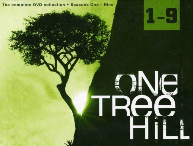 One Tree Hill: The Complete Seasons 1-9 (UK-import)