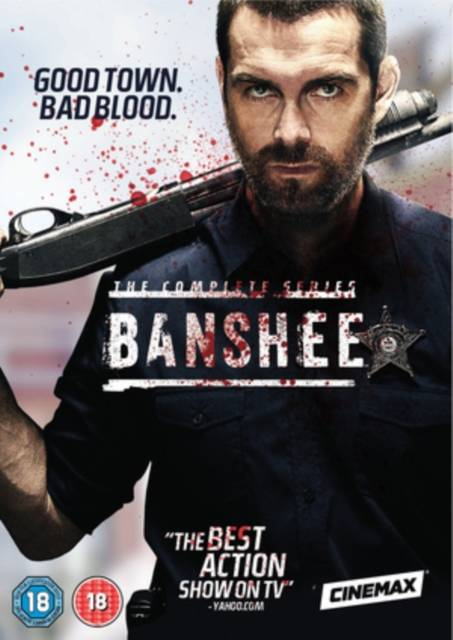 Banshee: Seasons 1-4 (UK-import)