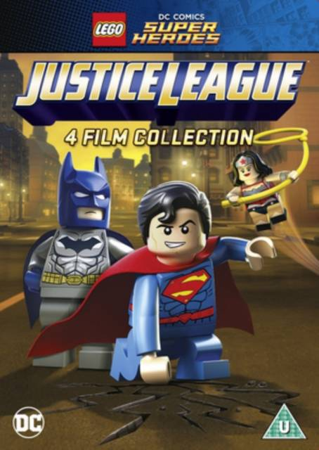 Lego Justice League - Collection (UK-import)