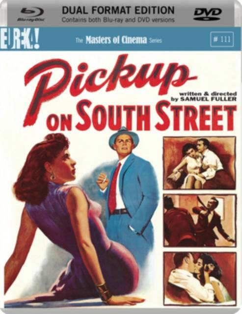 Pickup On South Street - The Masters Of Cinema Series (UK-import)