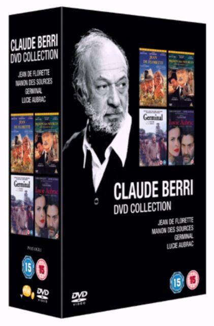 Claude Berri (Box Set) (UK-import)