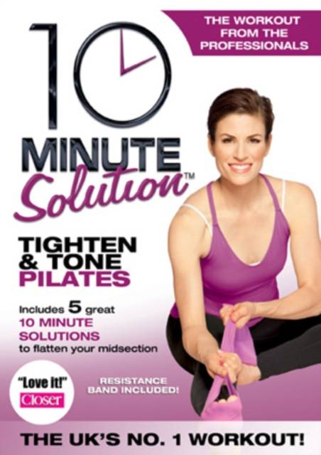 10 Minute Solution: Tighten And Tone Pilate (UK-import)