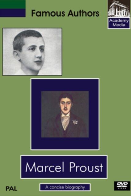 Famous Authors: Marcel Proust - A Concise Biography (UK-import)
