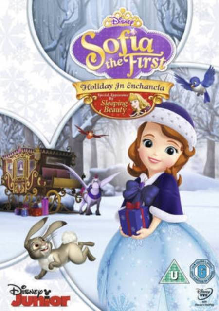 Sofia The First: Holiday In Enchancia (UK-import)