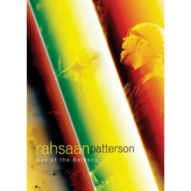 Rahsaan Patterson: Live At The Belasco (UK-import)