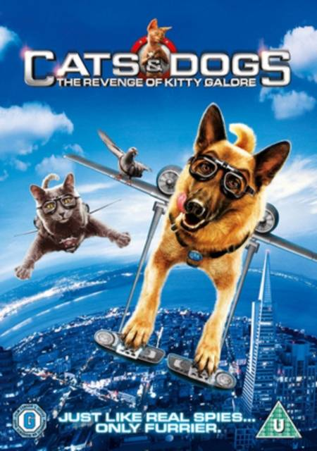 Cats And Dogs: The Revenge Of Kitty Galore (UK-import)