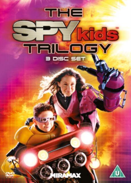 Spy Kids Trilogy (UK-import)