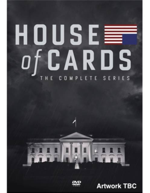 House Of Cards - The Complete Series (UK-import)