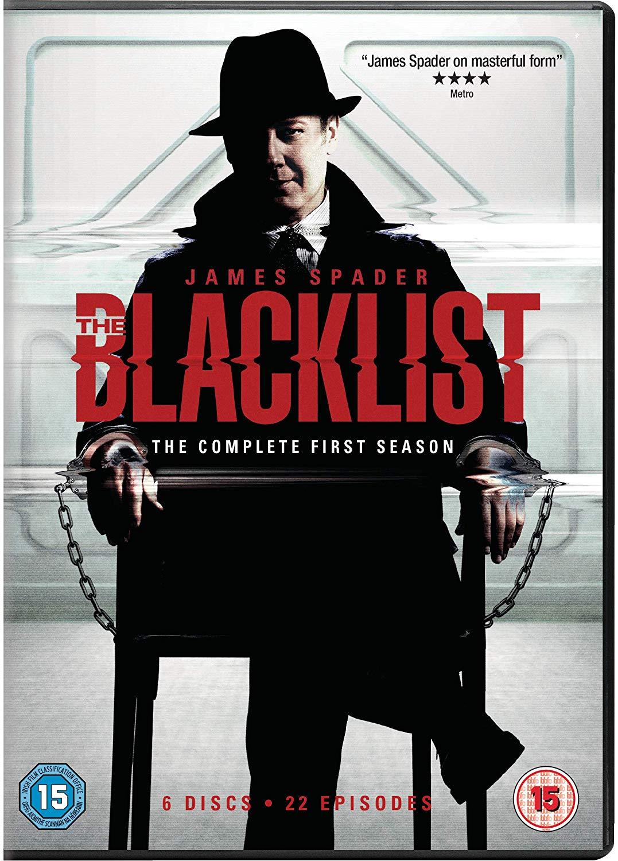 The Blacklist - Sesong 1 (UK-import)