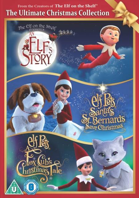 The Elf On The Shelf - The Ultimate Christmas Collection (UK-import)
