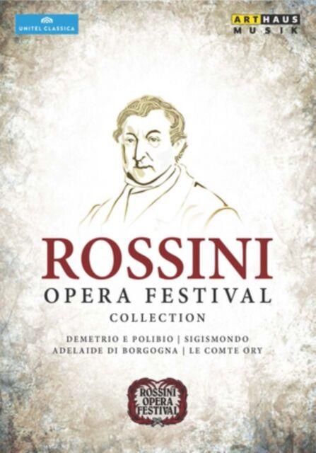 Rossini Opera Festival: Collection (UK-import)