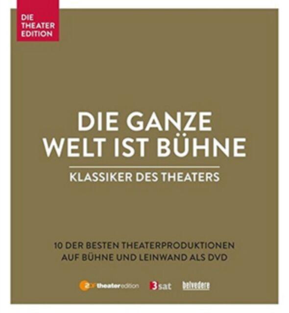 Klassisker Des Theaters - Die Ganze Welt Ist Bühne (UK-import)