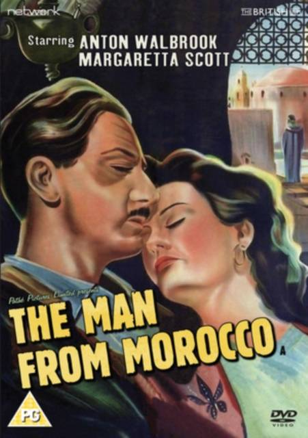 The Man From Morocco (UK-import)