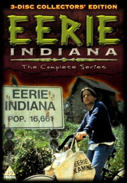 Eerie, Indiana - Den Komplette Serien (UK-import)