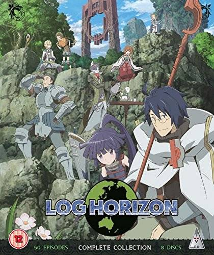 Log Horizon: Complete Collection (UK-import)