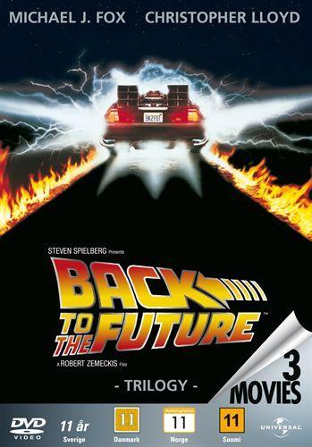 Tilbake Til Fremtiden - Trilogien