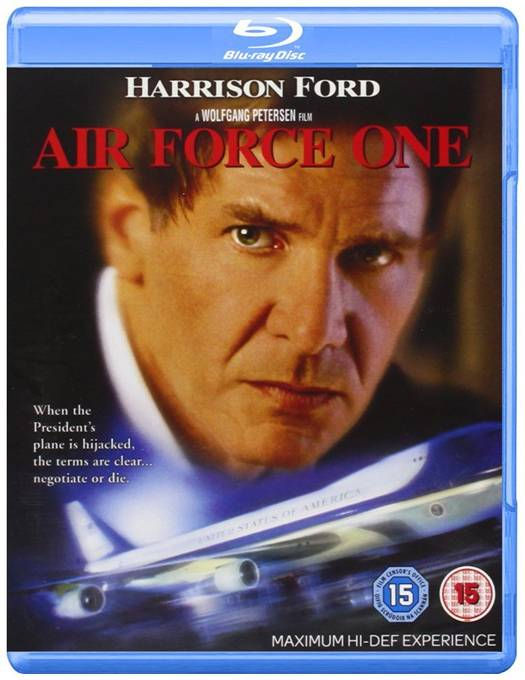 Air Force One (UK-import)