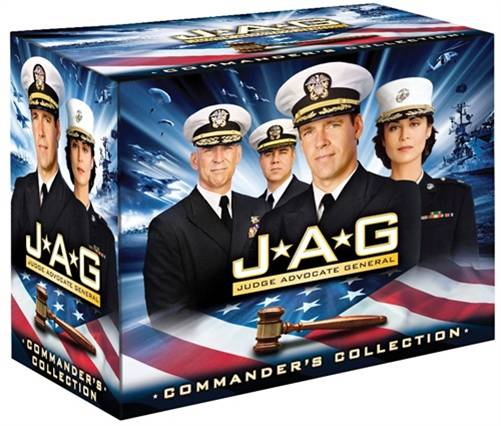 J.A.G. - The Complete Collection